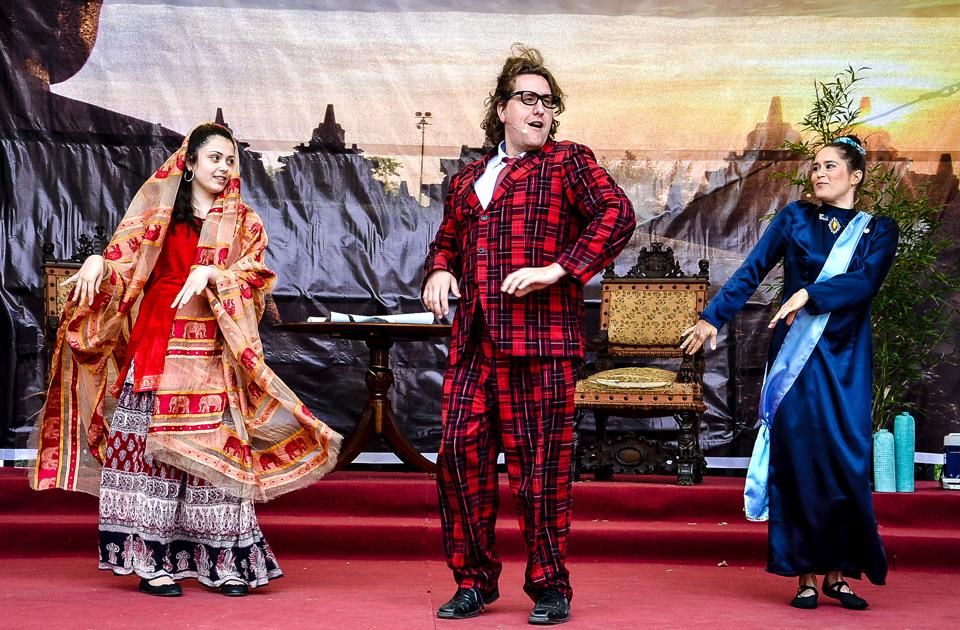 Jens Wassermann Schauspieler Autor Produzent Revue Landpartie 2013