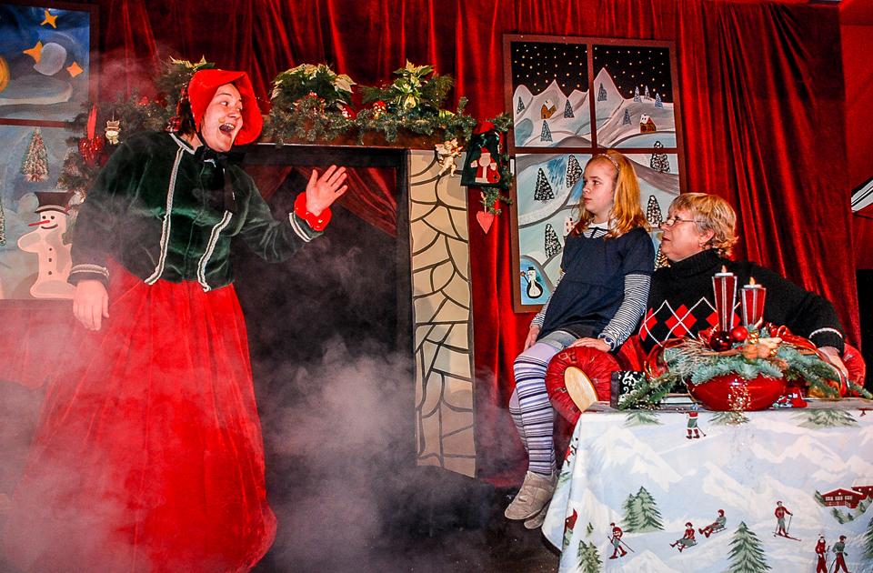 Jens Wassermann Schauspieler Autor Produzent Revue Weihnachtszauber 2011